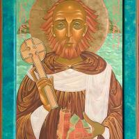 Icon of St German